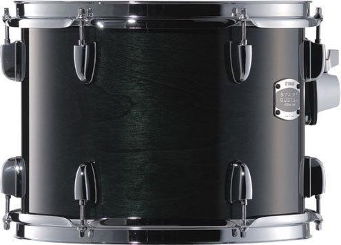 Yamaha Stage Custom Drum Kit Scb4f4 Raven Black Station Music