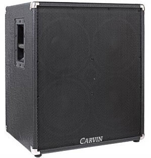 Carvin Bass Cabinet BR410N-8 Neo 4x10 - station music