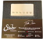 Suhr Pickup Thorn-Bucker Bridge Raw Nickel 50mm