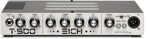 Eich Amplification T 500 Micro Bassamp