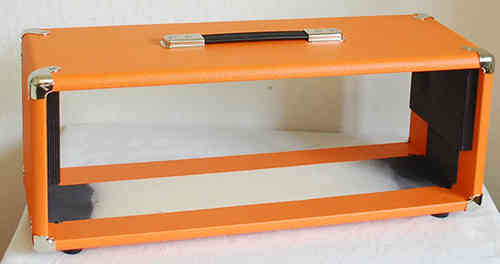 Soldano SLO Empty Head Cabinet Orange - station music