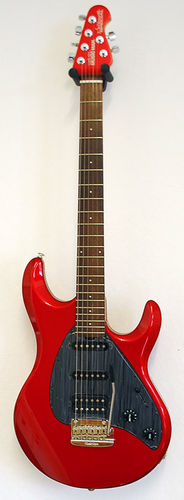 Music Man Silhouette Special Radiance Red RW