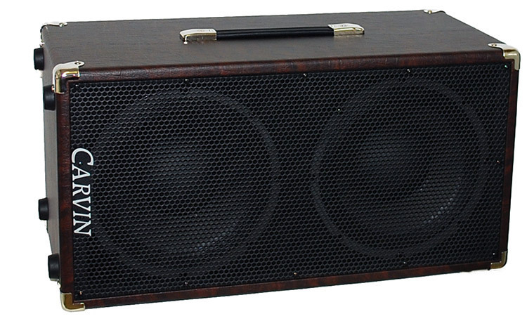 Carvin Bass Cabinet 210MBE Brown 2x10 - station music