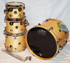 DW Performance Natural Lacquer Shell Kit 4-teilig