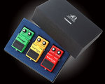 Boss 40th Anniversary Compact Pedal Box-Set
