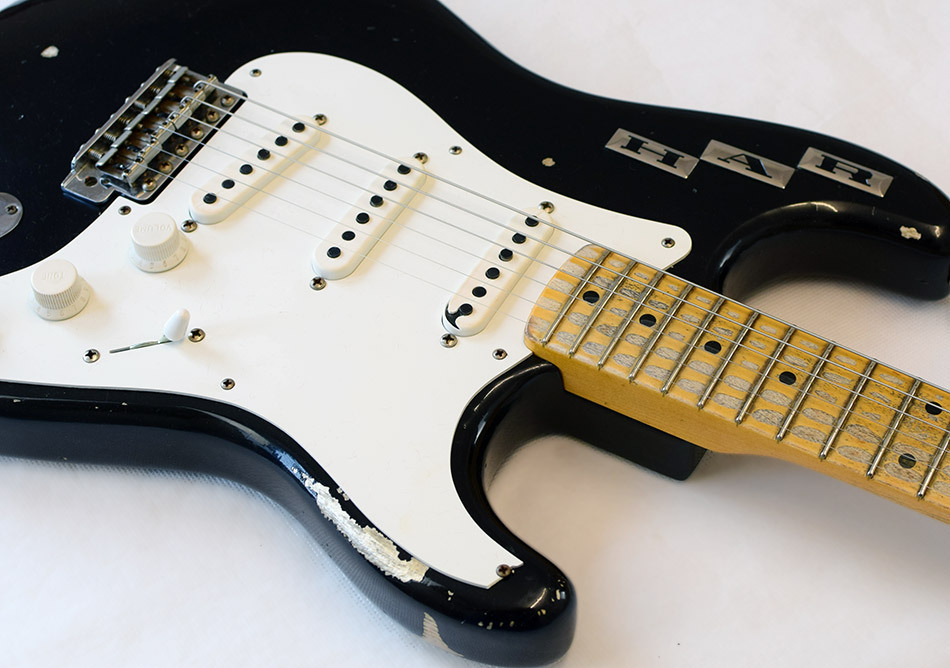 Fender Stratocaster Har Private Collection Mb Dg Station