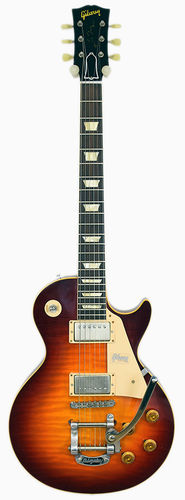 Gibson Les Paul 1959 Lightly Aged VCS Bigsby