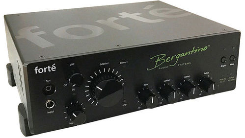 Bergantino Forte Bass Amplifier