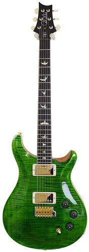 PRS DGT David Grissom Emerald 10 Top Ebony FB