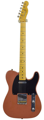 Fender Telecaster 52 Journeyman Chevrolet MD-JS