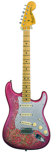 Fender Stratocaster 1969 JRN Pink Paisley MD-GF