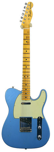 Fender Telecaster 67 JRNY Lake Placid Blue MN