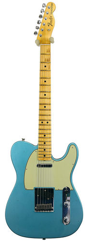 Fender Telecaster 67 JRNY Teal Green MN