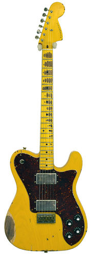 Nashguitars T-72 Deluxe Butterscotch Blonde MN