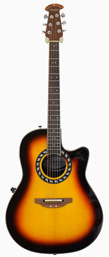 Ovation Glen Campbell Legend Signature Sunburst