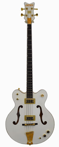 Gretsch Falcon Bass G6136LSB White