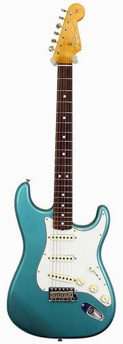Fender Stratocaster 65 JRN Teal Green 2019 LTD