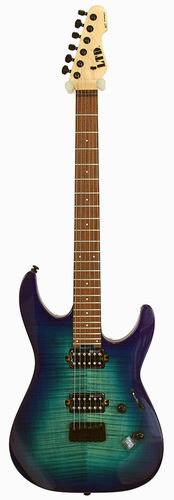 ESP LTD MS-200HT FM Violet Shadow Spec Ed