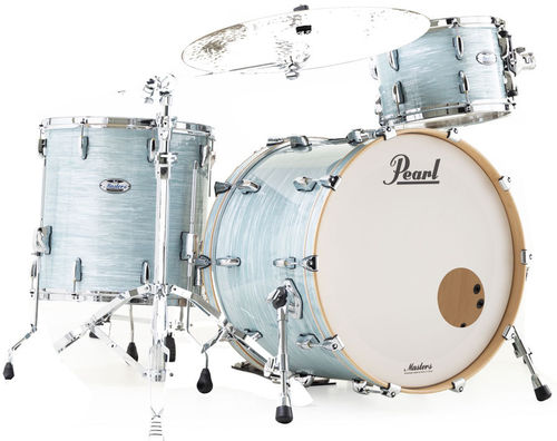 Pearl Masters Maple Complete MTC923XSP Ice Blue