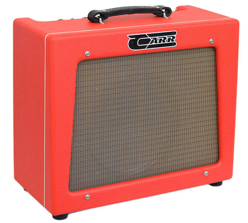 Carr Rambler Combo 1x12 Custom Red