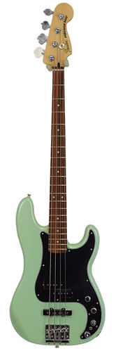 Fender Precision Bass DLX Active Surf Pearl