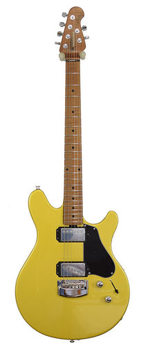 Music Man Valentine Tremolo SH Saturn Gold MN