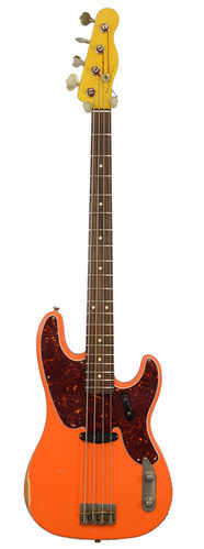 Nashguitars Bass TB-68 Orange Sunshine
