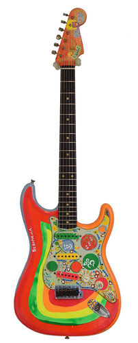 Fender Stratocaster George Harrison Rocky
