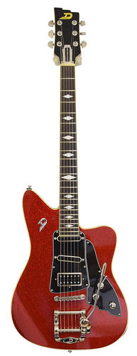 Duesenberg Paloma Red Sparkle B-WARE