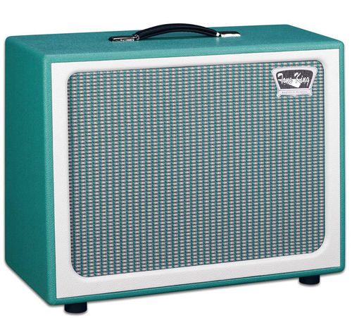 Tone King Imperial Cabinet 1x12 Turquoise